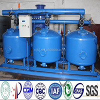 Water Treatment automatic Sand Filter for irrigation