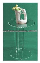 mesa de té lucite ingeniosa avorable / adorable