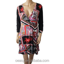 Alibaba casual dress/clothing factories in china