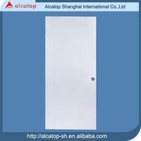 AL-06 plain design hot sale steel doors