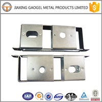 Supply all kinds of precision internal door lock parts