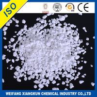 calcium chloride dihydrate white granular/deicing salt