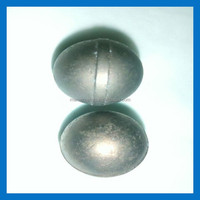 Tungsten carbide blank ball pellet