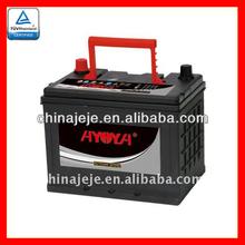 Best Maintenance Free Car Battery MF75D23L 12V65AH