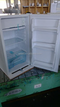 Competitive price single door mini fridge