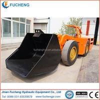 FCYJ-2D China Diesel Hydraulic Underground Mining Scooptram for sale