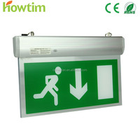 HT-B211/13L kit double sided led elevator Emergency light led safety sign Exit
