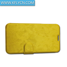 leather phone case colorful genuine leather Phone case for Samsung SERIEs