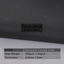 neoprene coated fiber glass insulation middle/none alkali
