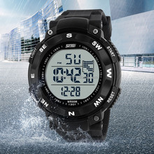 durable Water resistant 50 meters digital sport watches