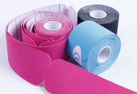 Waterproof Cotton Pre Cut Kinesiology Tape 5cm 5m - Pain Relief Patches