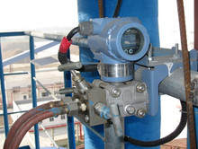 AT3051 flange pressure transmitter measure ammonia synthesis and urea