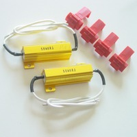 LED Signal Flasher Fix Load Gold Resistor (50W 6 OHM) Error Free