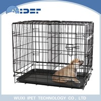 China large two large steel display pet cage
