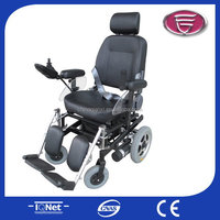Hot sale exported power wheelchairs with commode