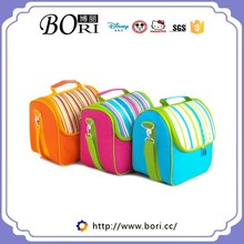 wholesale fabric lunch cooler bag for men