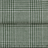 100% Cotton Twill Autumn & Winter Shirting Fabric, Black & White Heather Flannel/One-side Brushing Fabric