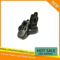 Plastic bumper case for mobile phone case of injection molded