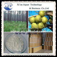 Factory 10 year key product Competitive priced 45% Natural Fatty acid Saw Palmetto P.E.