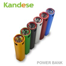 Hight quality power bank for mobile phone/mp3/mp4/ipad