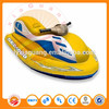 PVC inflatable 4 seater jet ski sea doo used jet ski float electric water Scooter