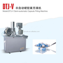 $4500 Best Price for DTJ-V Semi Automatic Capsule Filler