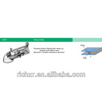 12454 folder/ piping attachment - 1 needle machine attachment/sewing machine spare parts