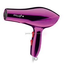 3D color special hair dryer AC motor hair dryer