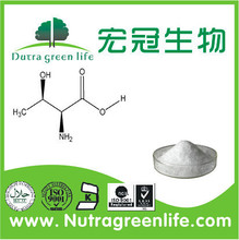 L-Threonine 98.5% Feed Additives Milk Powder Animal Feed
