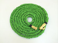 Hot X water flexible hose, can expand 3 times length as seen on TV garden water the plants, supply expandable hose