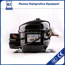 QD65Y12 volt refrigerator compressor for portable air conditioning for car mini car fridge(made in china,mini air compressor)