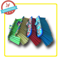 leaf broom Chines factory making plastic parts type SY3653