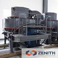La máquina para producir la arene de la minería