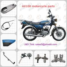 100cc Suzuki motorcycle parts AX100
