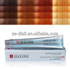 jl cabelo profissional glitter cosméticos tintura de cabelo cor de creme