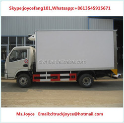 Refrigerator Cooling Van,Mobile Cold Room,Refrigerated Truck For Sale