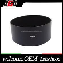 77mm camera lens hood DSLR Metal telephoto lens hood for canon for nikon