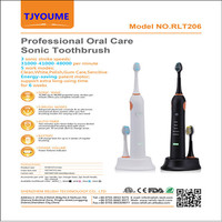 RLT206 Inductive Charging Professional Design Portable High Quality Dental Care UV Toothbrush Sanitizer Supplier