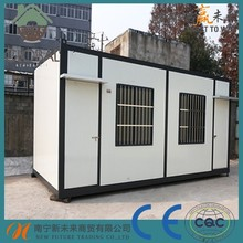 Beautiful Small China Steel Mavable Prefabricated Office Container House Price