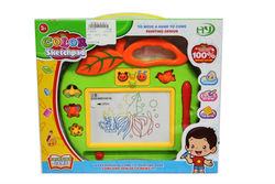fun and learn ABS top magnetic board learning toys with EN71