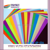 A4 180gsm color card paper business card paper