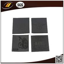 Hot Sale Custom Cow Hide Leather Label/Badges/Patch