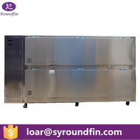 Side door Medical mortuary refrigerator