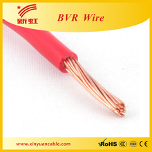 2015 hot sale electrical cable and wire 3mm for houding