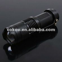 High power 7W rechargeable led torch