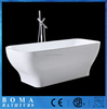 Small Cheap Freestanding Dog Stainless Steel Bathtub