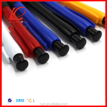 Fashion design cheap ball pen with retractable mechanism