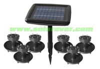 solar pond underwater LED light from gold supplier of Alibaba with Trade Assurance (SL2-6-W)