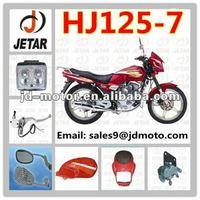 motocicleta refacciones para GENESIS HJ125-7