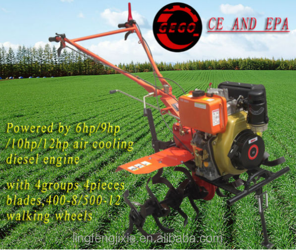 Tractor Tiller Product : German tractor rotary tiller buy